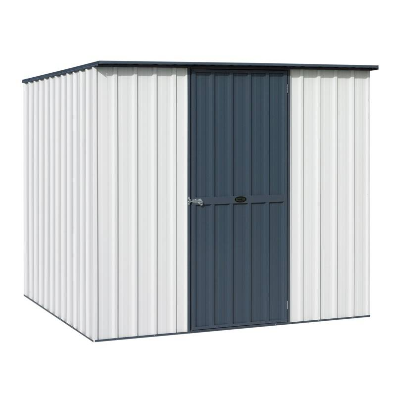 Garden shed with floor nz sanglam for Garden shed bunnings