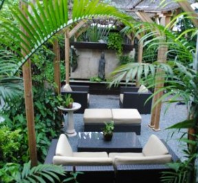 Create A Relaxing Garden Oasis The Garden Shed Company